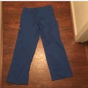 Other - Blue scrub bottoms